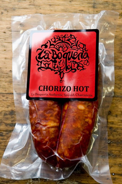 Artisan Chorizo Hot